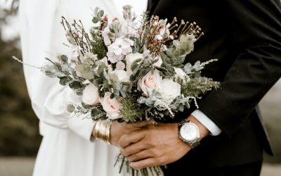 Find den perfekte buket til bryllups ceremonien