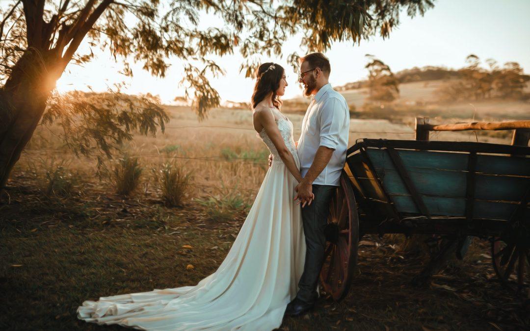 Skab de bedste bryllupsminder med en god fotograf
