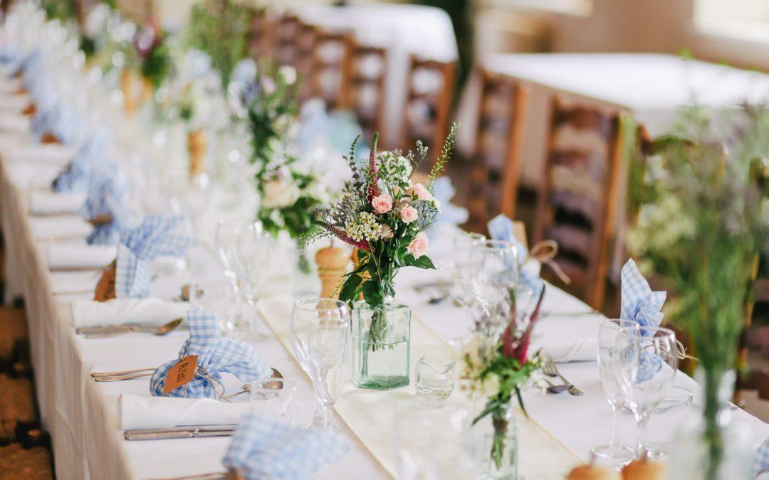 De perfekte rammer for dit bryllup