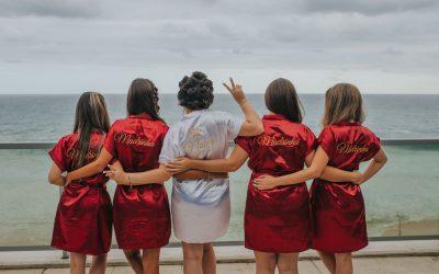 Brudepiger til brylluppet