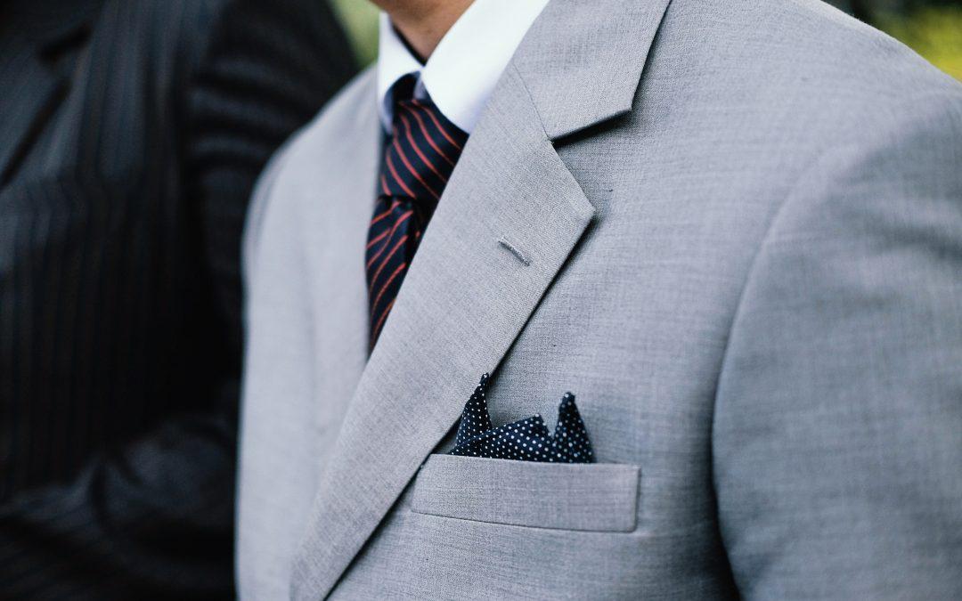 Det perfekte jakkesæt til de helt særlige anledninger